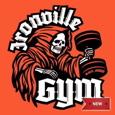 Ironville Gym - Reaper Death Curl