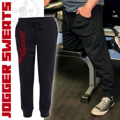 Ironville Weightlifting Powerlifting Bodybuilding Sweatpants